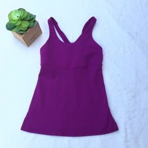 Lululemon 4 Active Top